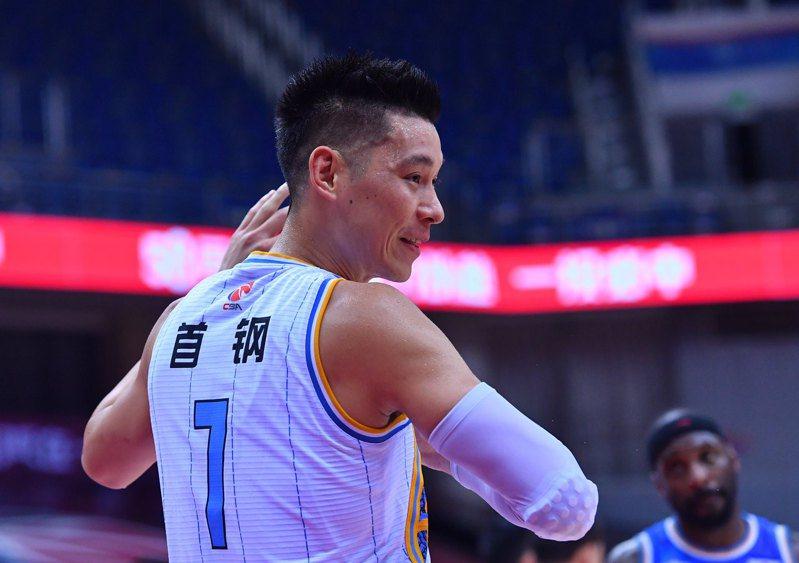 重返NBA破局後,林書豪有意重回CBA北京首鋼懷抱。 新華社