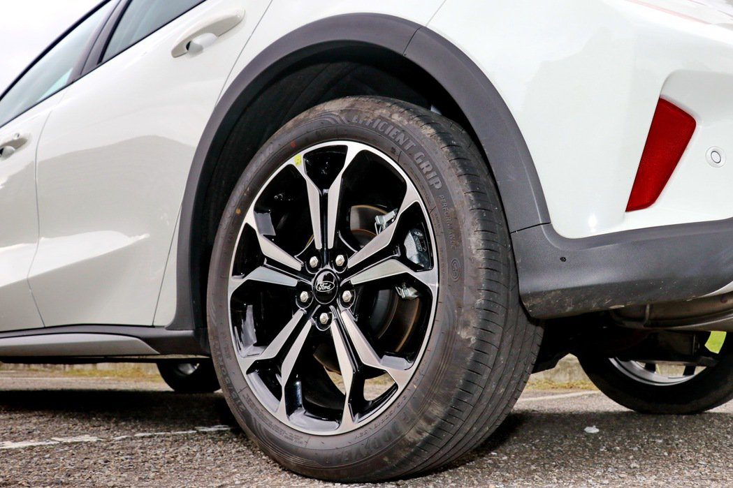 Ford Active選擇Goodyear Efficientgrip Perf...
