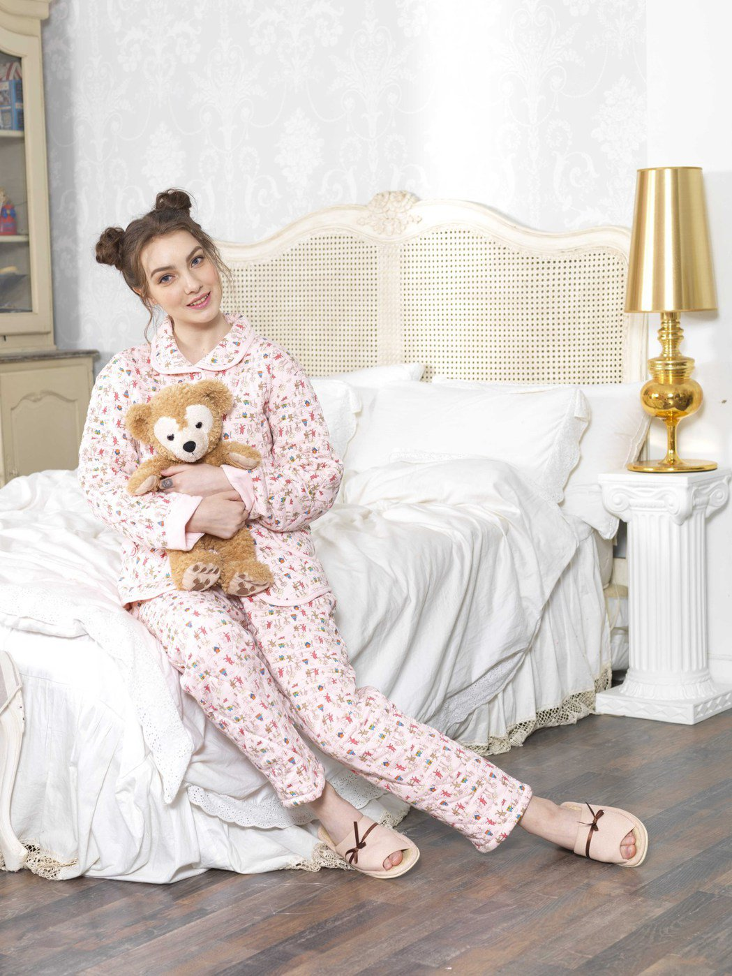 1月14日每日一物:保暖居家睡衣(特價590元)。 MONTAGUT /提供