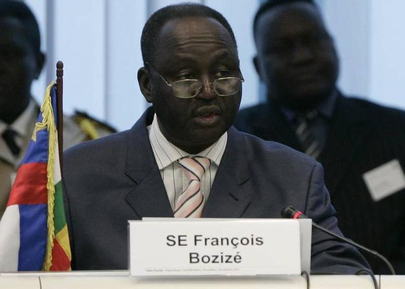 中非共和國政府指控前總統博齊澤在去年的總統大選前,策劃發動政變。(photo byUNDPon Wikimedia under CC2.0)