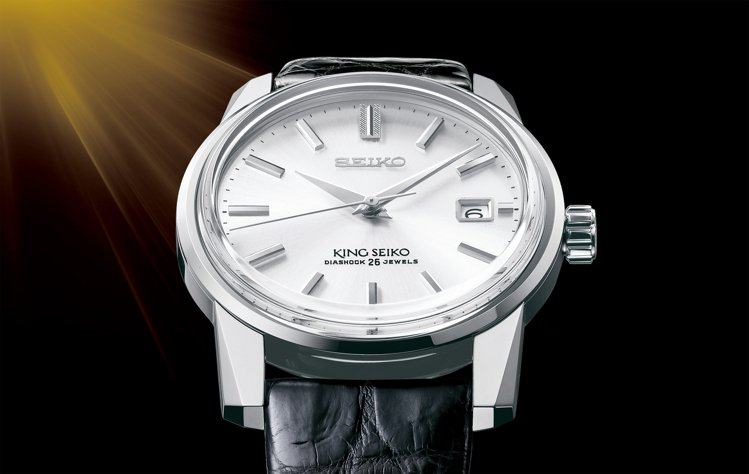 Seiko重新復刻了目前已停產的King Seiko腕表,忠實呈現當年製表美學,...
