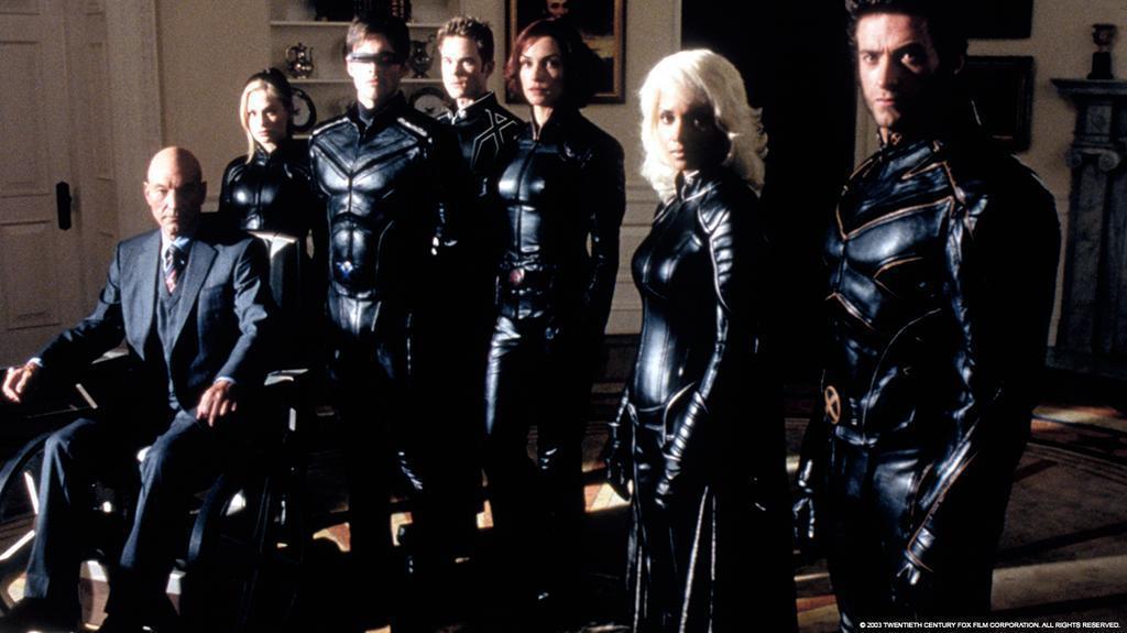 X戰警本來會是「英雄內戰」的其中一方。圖/摘自imdb