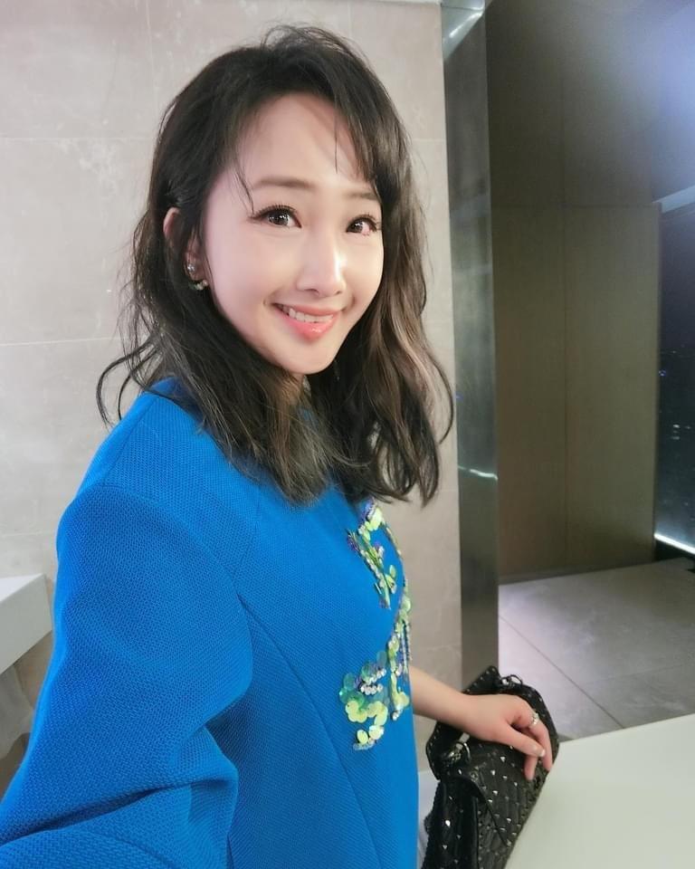 朱俐靜今發片記者會自爆罹患乳癌。圖/摘自臉書