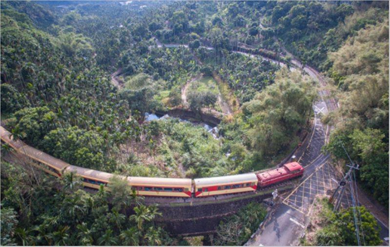 阿里山林鐵復建最後一哩路,42號隧道8日動工,後年全線通車。圖/取自林鐵及文資處官網