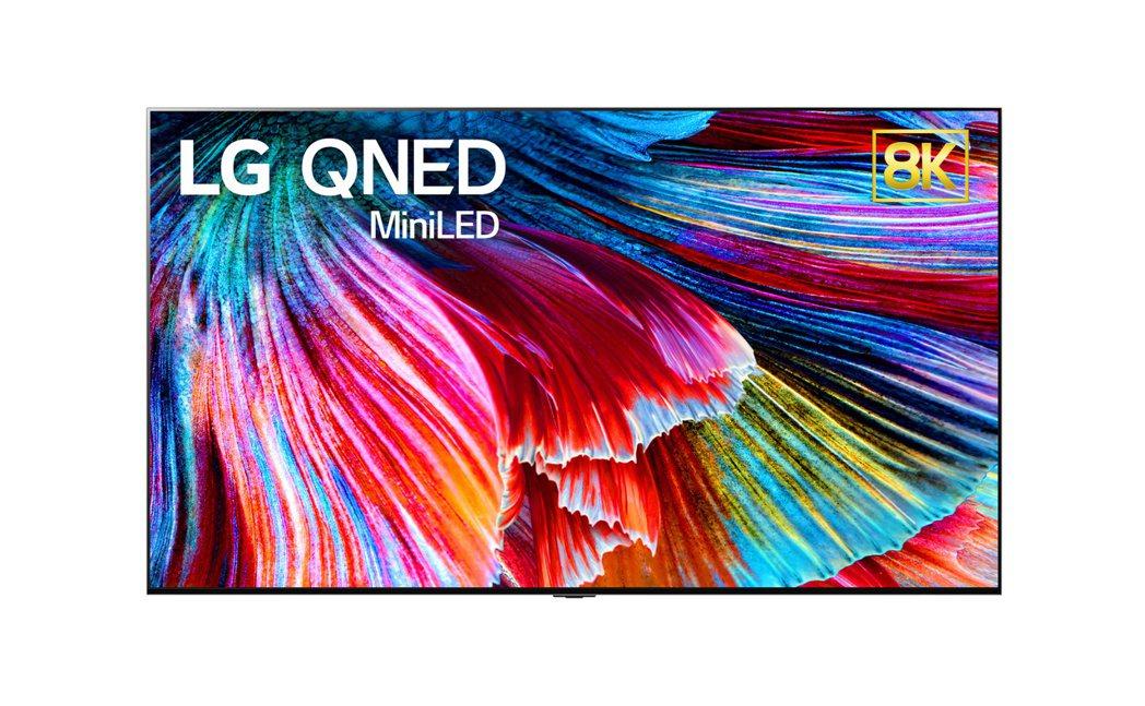 LG首款 QNED Mini LED 電視於CES 2021 隆重登場,搭載...