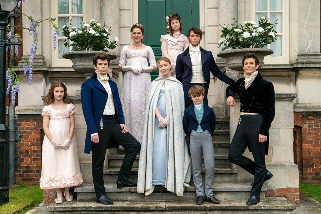 「柏捷頓家族:名門韻事」推出後造成轟動,是Netflix最新人氣大戲。圖/摘自i...