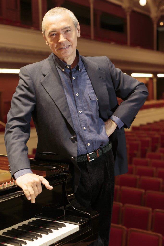 鋼琴鬼才波哥雷里奇將於今年三月展開北高巡演。圖/聯合數位文創提供