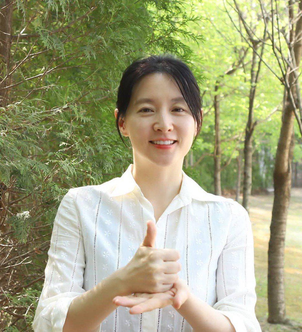 圖/擷自李英愛IG