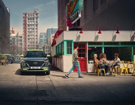 VENUE領軍創品牌銷售新高 HYUNDAI加碼推車款超低月付880元