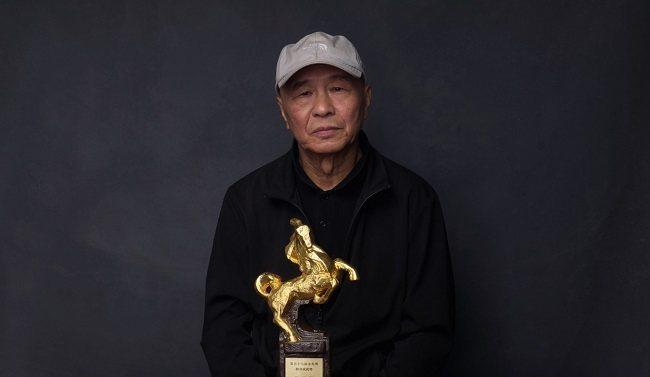 侯孝賢今年已73歲,但卻從沒想過退休,對他而言,拍電影是工作也是生活。 圖/CM...
