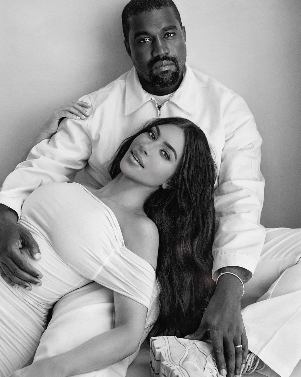 金卡戴珊(Kim Kardashian)與肯伊威斯特(Kanye West)被爆