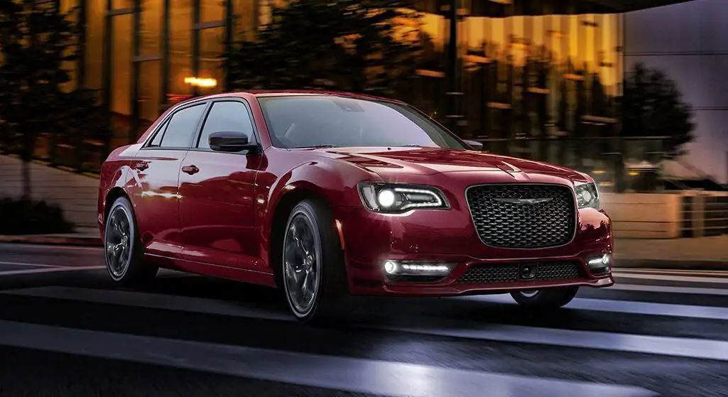2021年式Chrysler 300。 圖/Chrysler提供