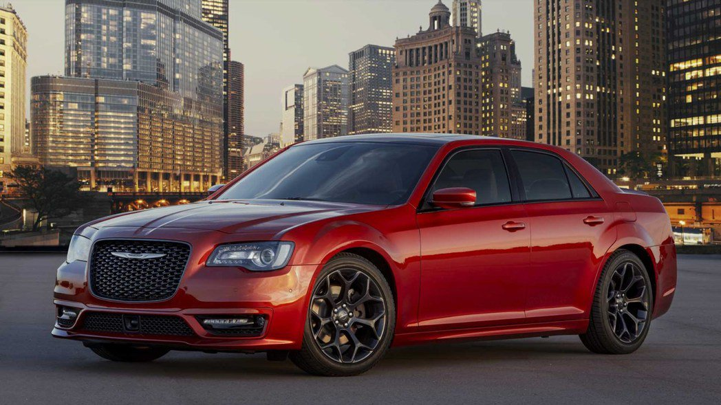 2021年式Chrysler 300。 圖/Chrysler提供