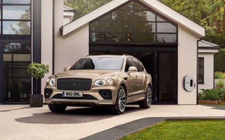實踐全車系電氣化戰略!小改款Bentley Bentayga Hybrid發表