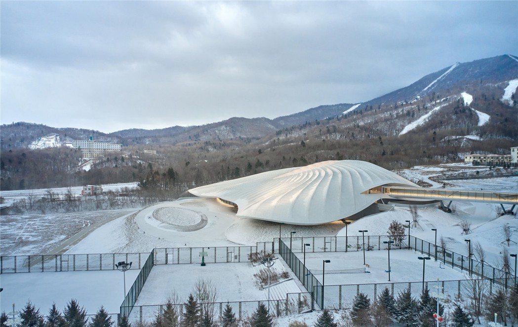 亞布力企業家論壇永久會址位於大陸東北的黑龍江。圖/MAD