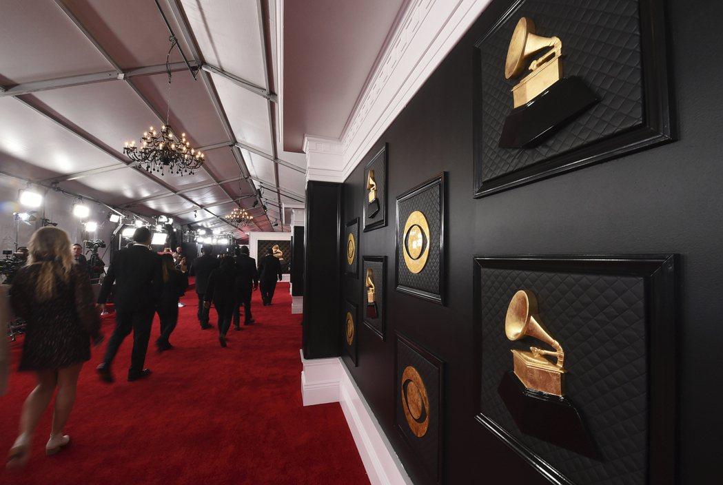 洛杉磯疫情惡化,葛萊美獎頒獎典禮將從原定的1月31日延至3月14日舉行。 圖/美