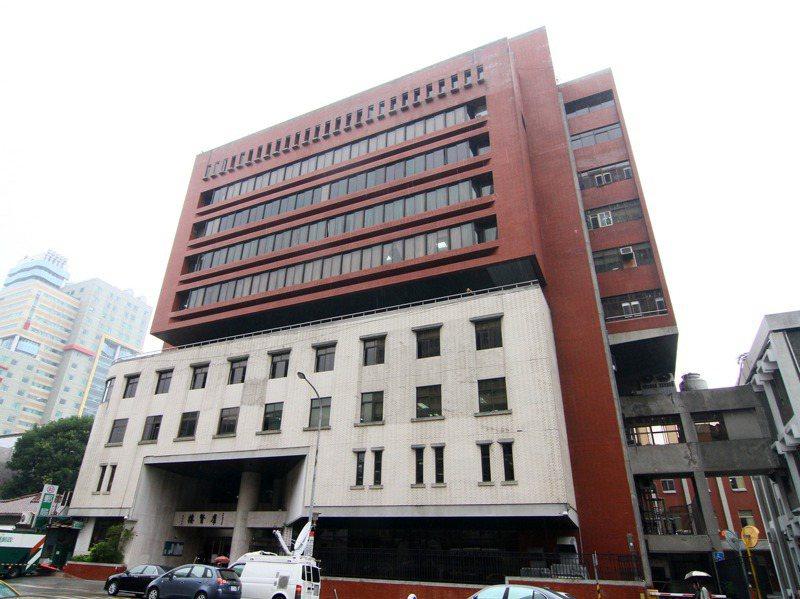 立法院咖啡廳位在群賢樓二樓。圖/聯合報系資料照片