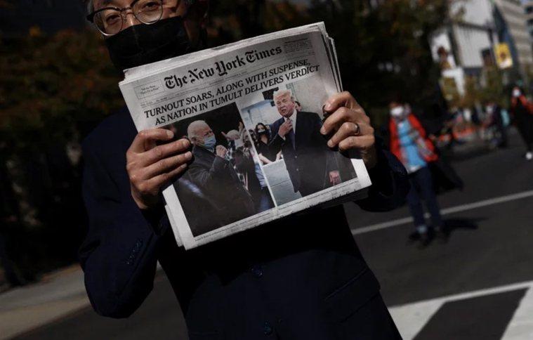 紐時最近一篇有關台灣防疫的新聞引發討論。圖/本報資料照片