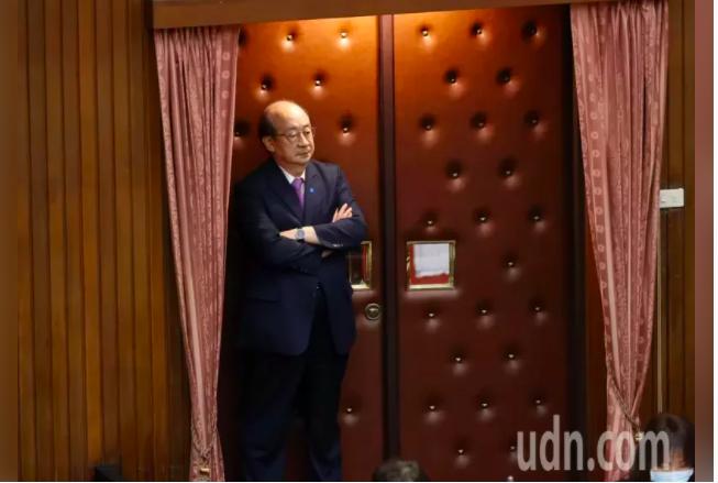 立法院民進黨團總召柯建銘。本報資料照片