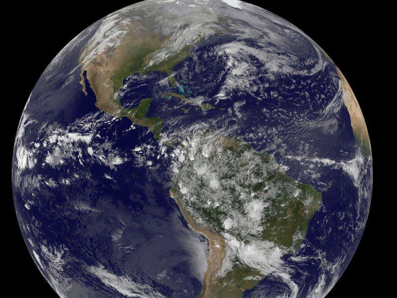 數據顯示,2020年是過去50年來地球自轉最快的一年。歐新社