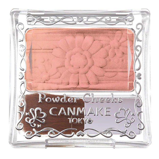 CANMAKE巧麗腮紅組#933-PW43,售價295元。圖/屈臣氏提供