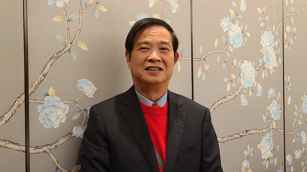基士德-KY董事長謝宏炅。  記者何佩儒/攝影