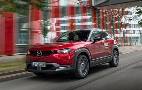 轉子引擎重回北美!Mazda MX-30轉子增程車款確定會在美國市場上市