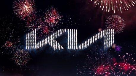 影/2021新年新氣象! 創下金氏世界紀錄的KIA全新廠徽正式揭曉!
