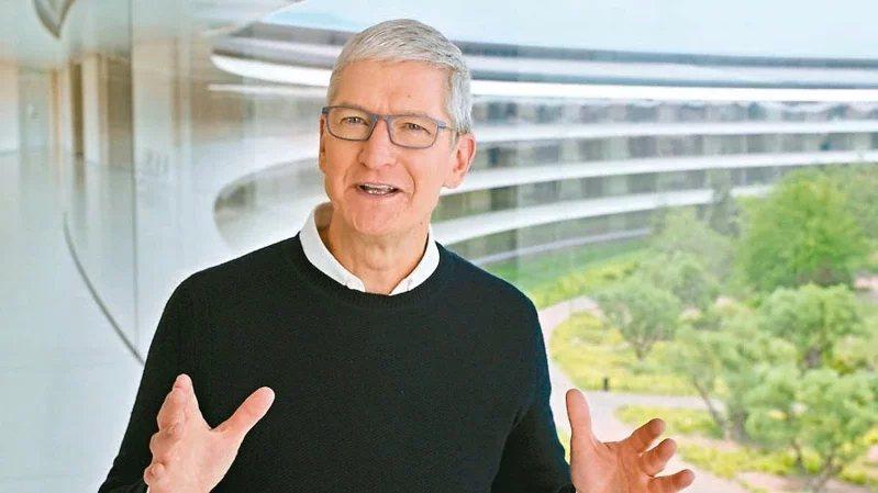 蘋果公司在5日提交主管當局的年度報告中揭露,將修改公司主管獎金支付辦法,核發標準...
