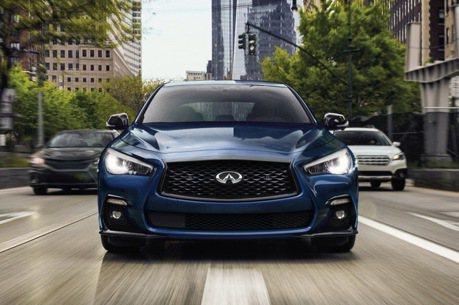 全新INFINITI Q50 300GT超性能豪華轎跑 159萬元起展開預售