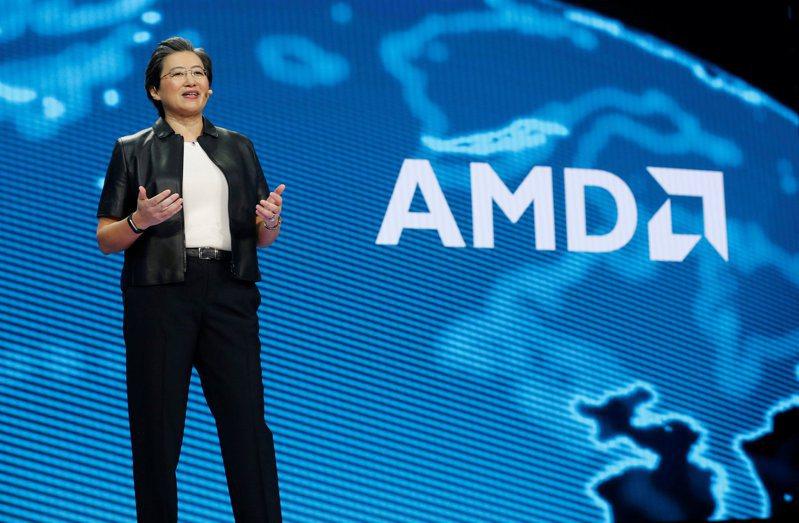 超微(AMD)執行長蘇姿豐(Lisa Su)。路透