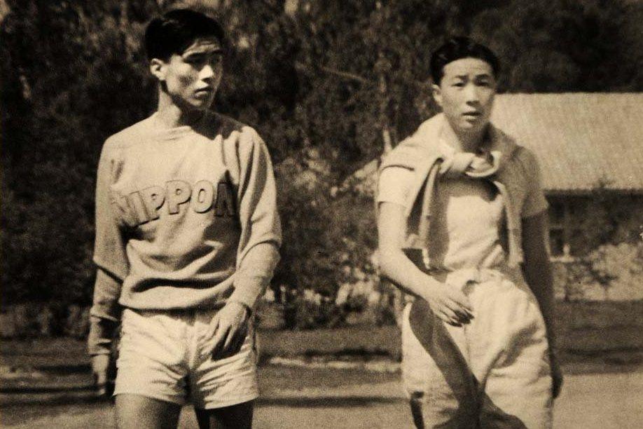 《民族的祭典》裡的日本選手。 圖/IMDb