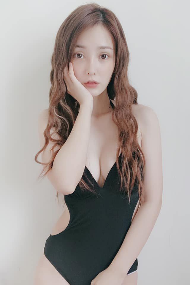 陳子玄分享泳裝辣照。圖/擷自臉書