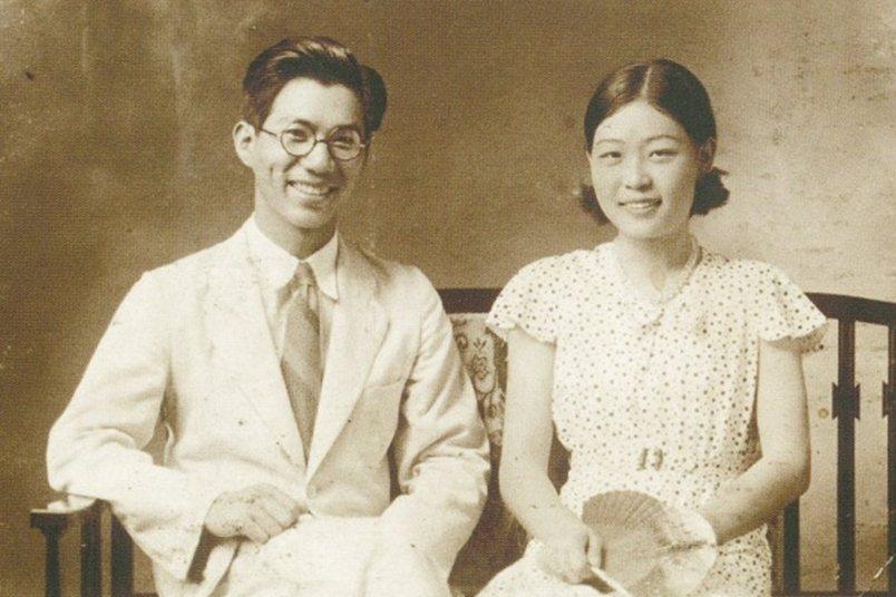 吳新榮。 圖/翻拍自《吳新榮日記全集1》,國立台灣文學館