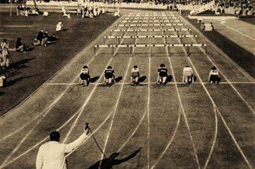 1936柏林奧運的認同衝擊(上):首位參與奧運的「台灣人」張星賢