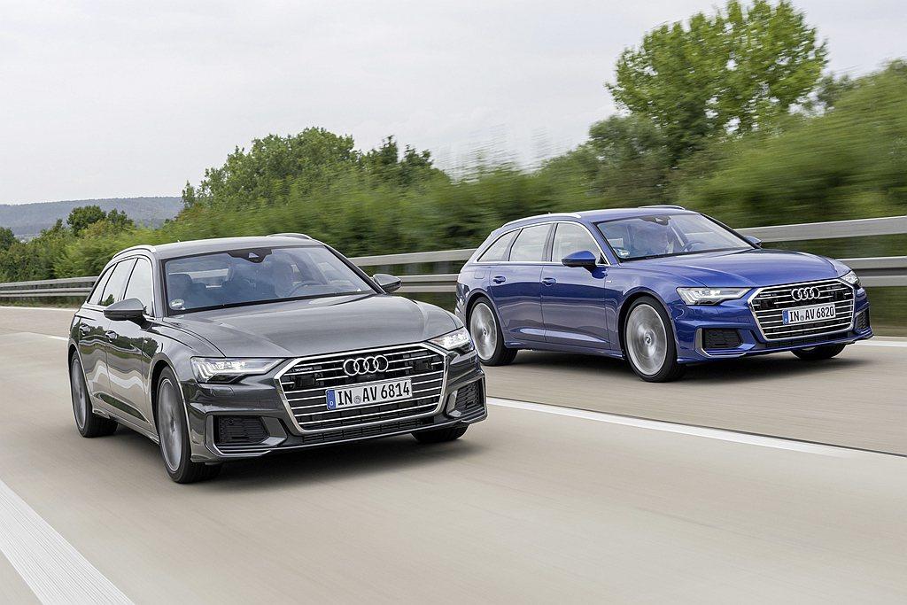 2021年式Audi A6 40 TFSI Premium及S line車型將配...