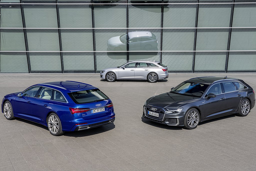 凡入主Audi A6、A6 Avant 40 TFSI Premium以上車型即...
