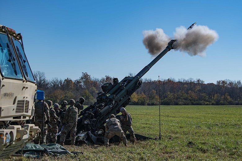 美國陸軍提出多個計畫整合各領域作戰資源,包括了瞄準點部隊架構提案與匯流計畫。 圖/美國國防部