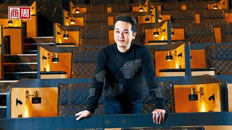 擁有豐富產業經驗的威秀影城董事長吳明憲,接下來將扛起電影國家隊的重責大任。(攝影...