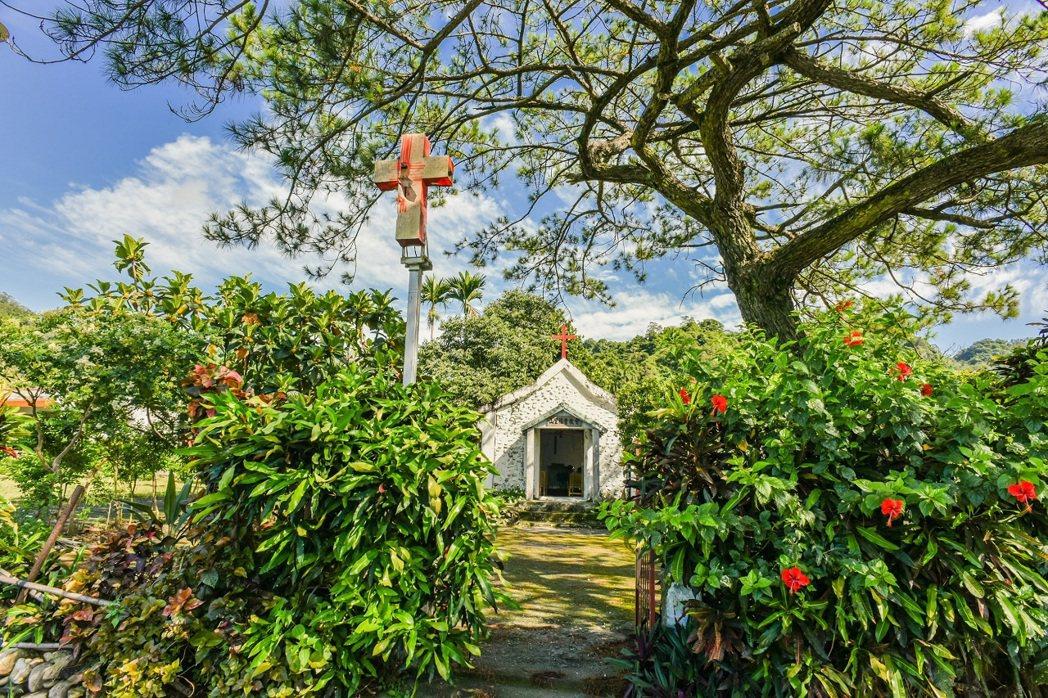 台東山里教堂。圖/可樂旅遊提供