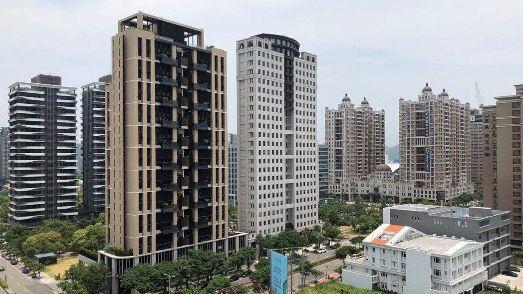 新竹房市示意照  圖/住宅週報提供