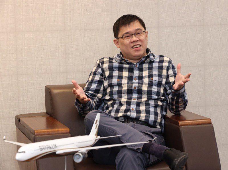 張國煒創立星宇航空,但他還是長榮航大股東,手中仍握有近11%長榮航股權,約51萬多張股票,市值約70億元。圖/聯合報系資料照片