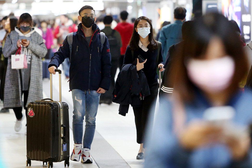 2020全球籠罩在新冠肺炎疫情陰霾,生活型態與消費市場都產生劇變。本報資料照片
