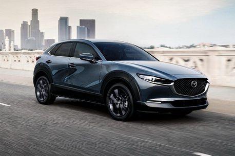 入門車型大降三萬元!2021年式Mazda CX-30台灣展開接單作業