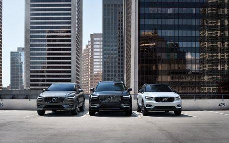 XC60就佔了2,113輛! Volvo 2020年銷7,054 輛、成長 8.93%再破銷售紀錄!