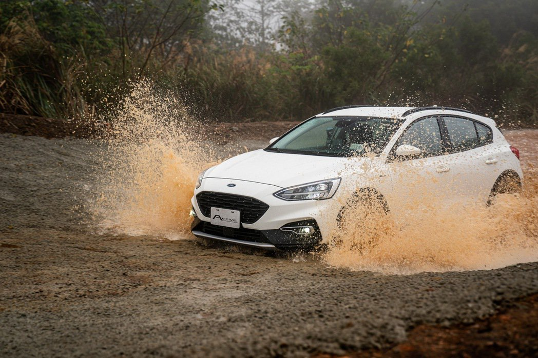 The All-New Ford Focus Active亦具備同級唯一的多地形...