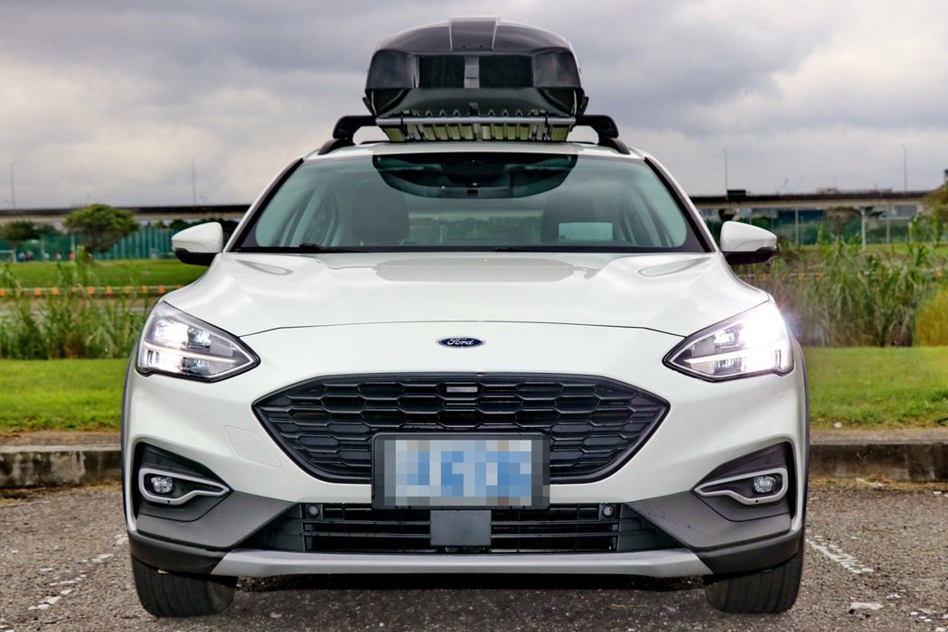 The All-New Ford Focus Active採用歐系美學設計,並融...