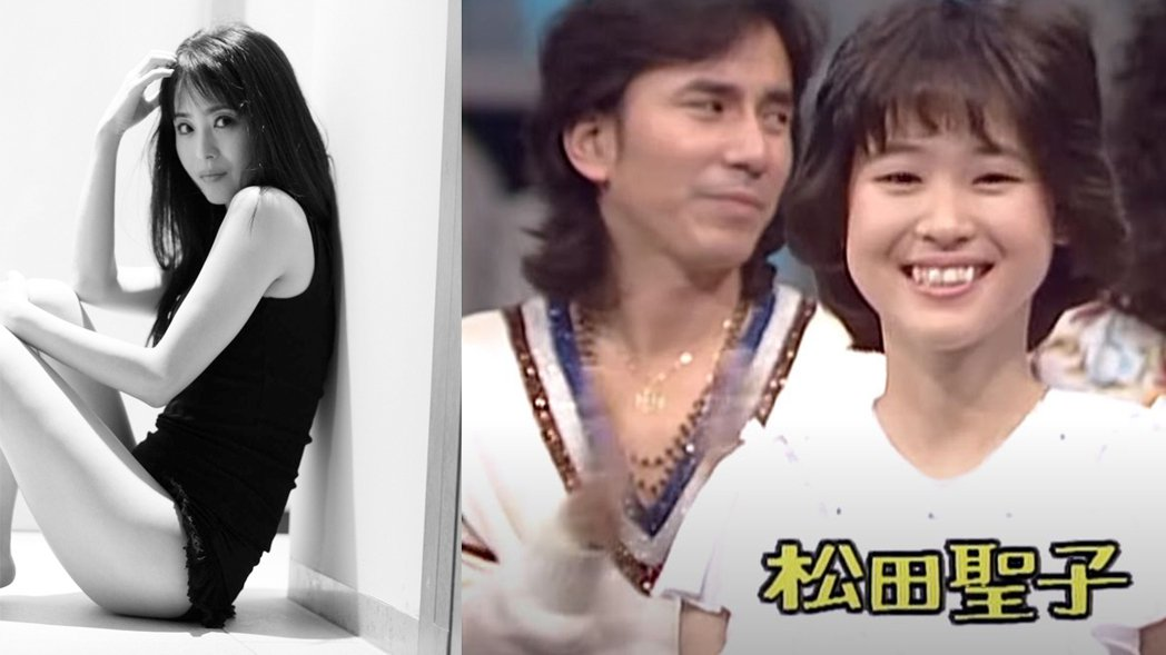 松田聖子於1980年4月1日推出首張單曲《裸足的季節》(裸足の季節)正式出道,頂