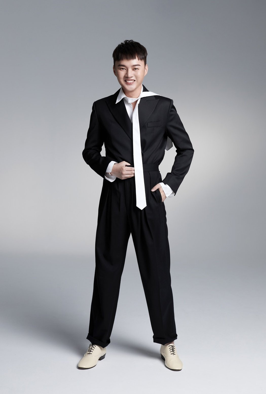 許富凱出道10年,將於2月20日首度於台北小巨蛋開唱。圖/凱聲影藝提供