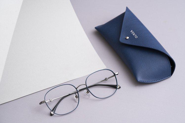 小林眼鏡VENTO極致舒適系列眼鏡2,888元起。圖/小林眼鏡提供